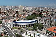 Fortaleza_CE, Brasil.<br /> <br /> Imagem area do Mercado Central de Fortaleza, capital do Ceara. Ao lado Catedral Metropolitana de Fortaleza.<br /> <br /> Aerial view of Central Market of Forteleza, Ceara. Next to The Metropolitan Cathedral of Fortaleza.<br /> <br /> Foto: JOAO MARCOS ROSA / NITRO