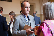 Kevin McCloud, presenter of Channel 4's Grand Designs with Anna Ford, Ashden Awards ceremony host