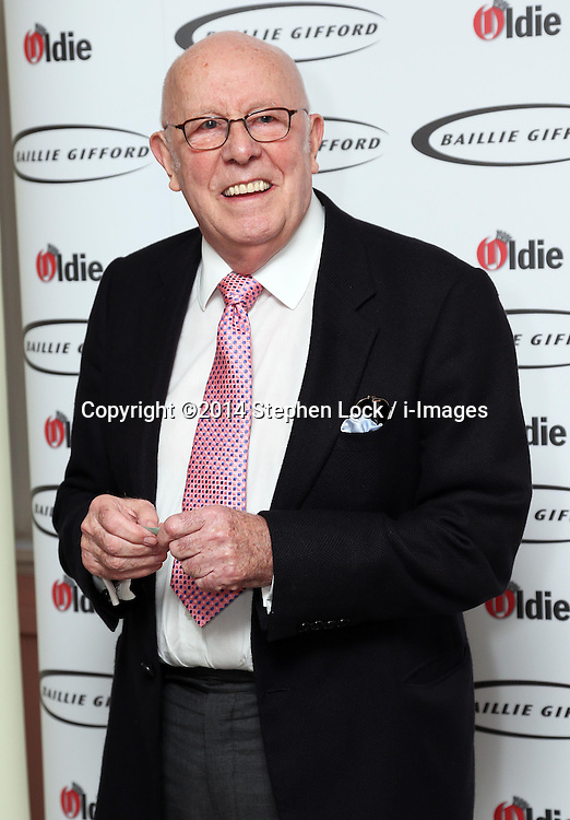 Richard Wilson  at the Oldie of the Year Awards in London, Tuesday, 4th February 2014. Picture by Stephen Lock / i-Images