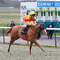 Sutton Sid and Adam Kirby winning the 1.30 race