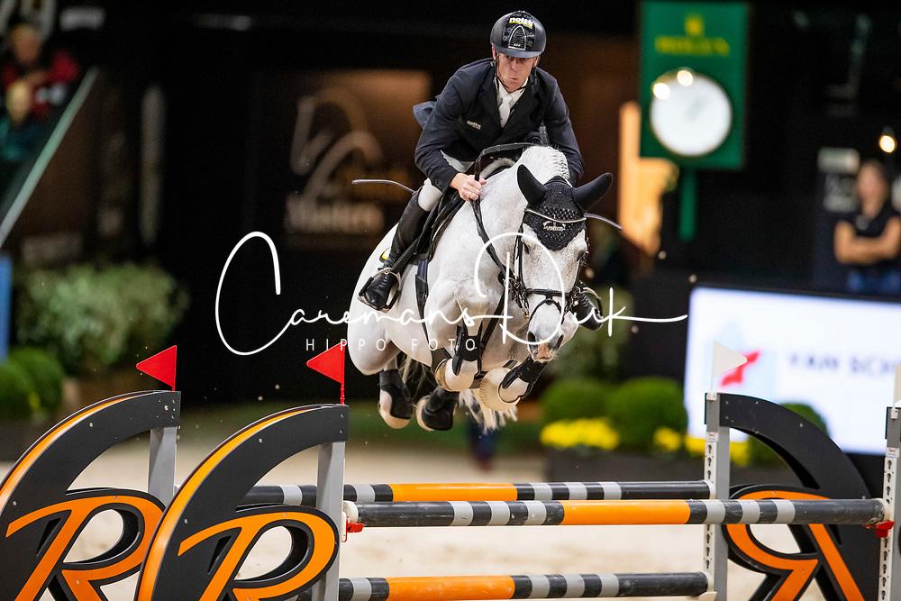 Ehning Marcus, GER, Cornado NRW<br /> Rolex Grand Slam of Showjumping<br /> The Dutch Masters - 'S Hertogenbosch 2019<br /> © Hippo Foto - Dirk Caremans<br /> 17/03/2019