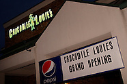 2011 - Grand Opening and Mardi Gras party at Crocodile Louie's in Kettering, Ohio
