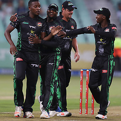 01,12,2017 Hollywoodbets Dolphins and the WSB Cape Cobras