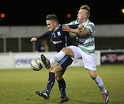 Andy Black - Dundee v Celtic - SPFL 20s Development League at Gayfield<br /> <br />  - &copy; David Young - www.davidyoungphoto.co.uk - email: davidyoungphoto@gmail.com
