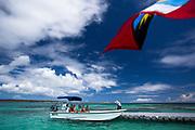 Antigua / Stingray Tour<br /> photo by David Stubbs / Fisher Creative