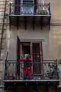 Palermo, Kalsa neighborhood
