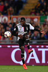May 12, 2019 - Roma, Italia - Foto Alfredo Falcone - LaPresse.12/05/2019 Roma ( Italia).Sport Calcio.Roma - Juventus.Campionato di Calcio Serie A Tim 2018 2019 - Stadio Olimpico di Roma.Nella foto:matuidi..Photo Alfredo Falcone - LaPresse.12/05/2019 Roma (Italy).Sport Soccer.Roma - Juventus.Italian Football Championship League A Tim 2018 2019 - Olimpico Stadium of Roma.In the pic:matuidi (Credit Image: © Alfredo Falcone/Lapresse via ZUMA Press)
