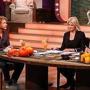 NLD/Hilversum/20121028 - Uitzending Life4You met Carlo Boszhard en Irene Moors, Ewout Genemans