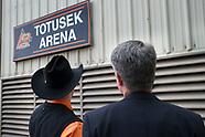 Totusek Arena Dedication