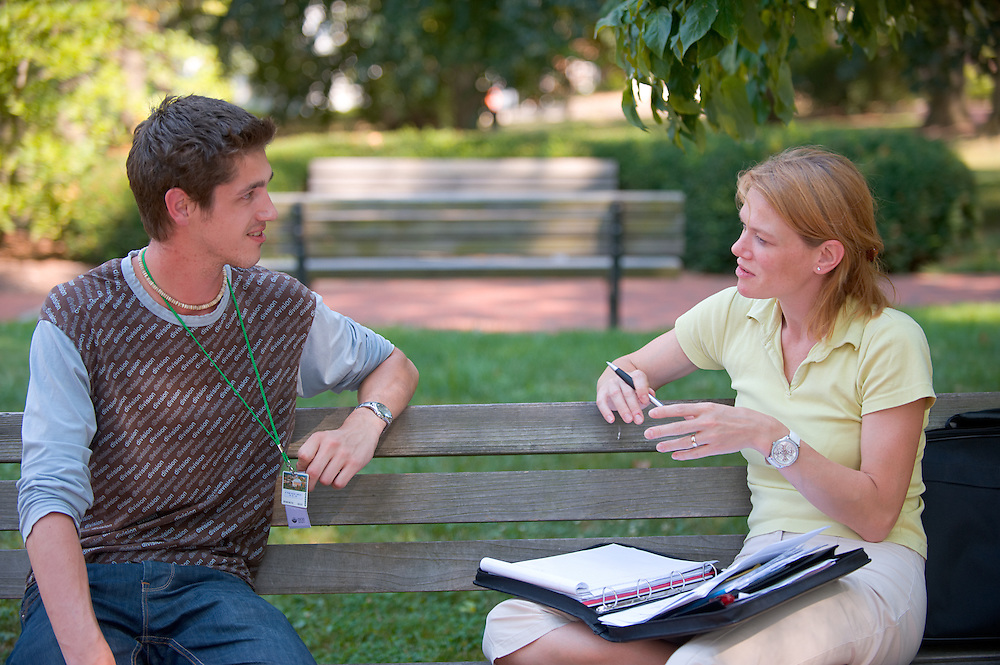 "Guido Van Vaalen and Natascha Traast ..""Ohio University Without Boundries"""