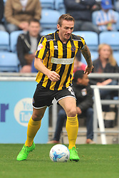 Liam Lawrence  Shrewsbury Town FC, Coventry City v Shreswsbury Town FC  Ricoh Arena, Football Sky Bet League One, Saturday 3rd October 2015