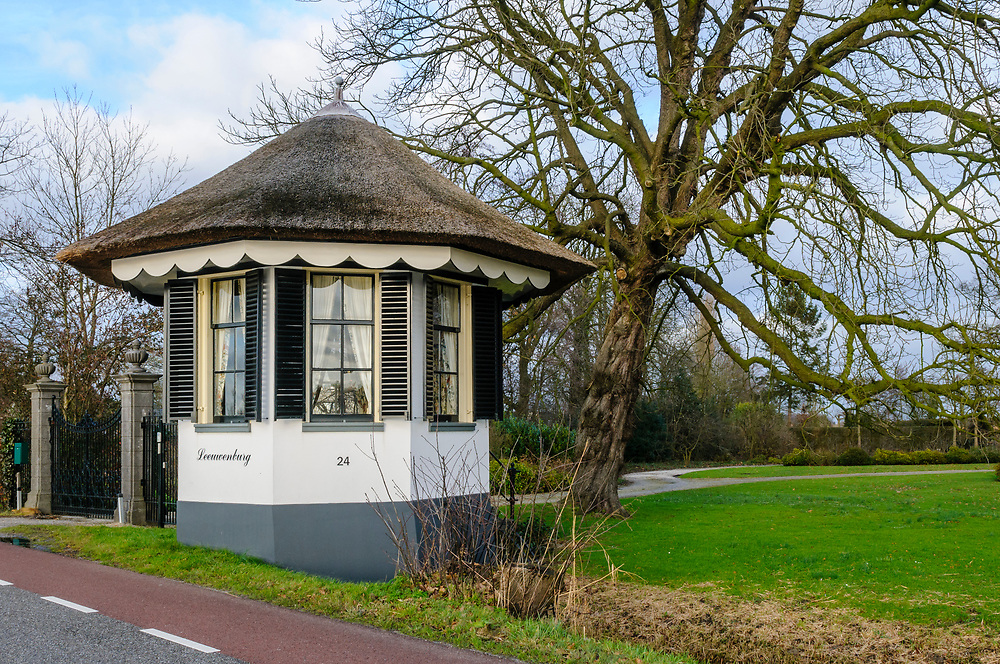 Leeuwenburgh, Maarssen, Stichtse Vecht, Utrecht, Netherlands