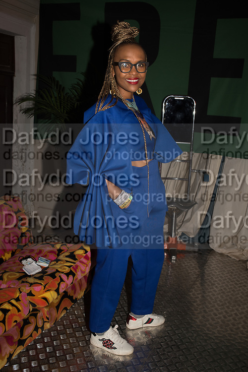 LUNGI MORRISON, Ghana party, Venice, 8 May 2019