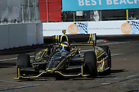 Sebastian Bourdais, Honda Grand Prix of St. Petersburg, Streets of St. Petersburg, St. Petersburg, FL 03/25/12