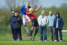100504 Everton U18 v Man Utd U18