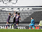 Derby County midfielder Bradley Johnson celebrates his goal during the Sky Bet Championship match between Milton Keynes Dons and Derby County at stadium:mk, Milton Keynes, England on 26 September 2015. Photo by David Charbit.