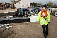 Sue Awuku, Lock Keeper, West Stockwith.
