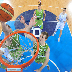 20130919: SLO, Basketball - Eurobasket 2013, Day 16