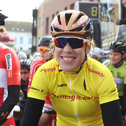 10-04-2016: Wielrennen: Energiewachttour vrouwen: Borkum<br />BORKUM (GER) wielrennen  De slotetappe van de Energiewachttour was een etappe op het Duitse Waddeneiland Borkum.<br />Ellen van Dijk eindwinnaar EWT 2016