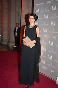 ALEXANDRA BYRNE, Hollywood Costume gala dinner, V and A. London. 16 October 2012