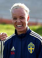 International Women's Friendly Matchs 2019 / <br /> Womens's Algarve Cup Tournament 2019 - <br /> Portugal v Sweden 2-1 ( Municipal Stadium - Albufeira,Portugal ) - <br /> Caroline Seger of Sweden
