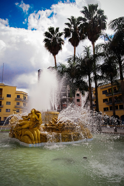 LAS TONINAS DE NARVAEZ<br /> Caracas - Venezuela 2008<br /> Photography by Aaron Sosa<br /> <br /> Las Toninas de Narvaez se encuentran ubicadas en la Plaza O'leary en pleno centro de la ciudad capital, justo al frente de la Urbanizaci&oacute;n El Silencio.