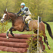 Martha Griggs and Sir Judd at Checkmate Horse Trials in Feversham, Ontario.