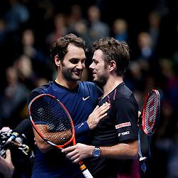 ATP World Tour Finals | London  | 21 November 2015