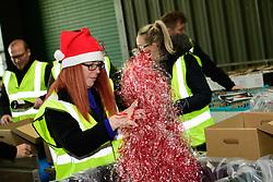 Branston Ltd 2017 Christmas hamper packing.<br /> <br /> Picture: Chris Vaughan Photography<br /> Date: December 4, 2017