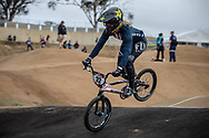 #32 (CRAIN Brooke) USA at Round 3 of the 2020 UCI BMX Supercross World Cup in Bathurst, Australia.