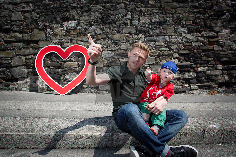Damien Duff announced as the new ambasador for of Heat Children Ireland.