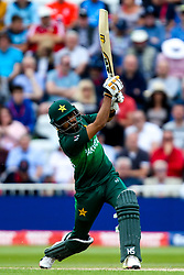 Mohammead Hafeez of Pakistan - Mandatory by-line: Robbie Stephenson/JMP - 03/06/2019 - CRICKET - Trent Bridge - Nottingham, England - England v Pakistan - ICC Cricket World Cup 2019 Group Stage