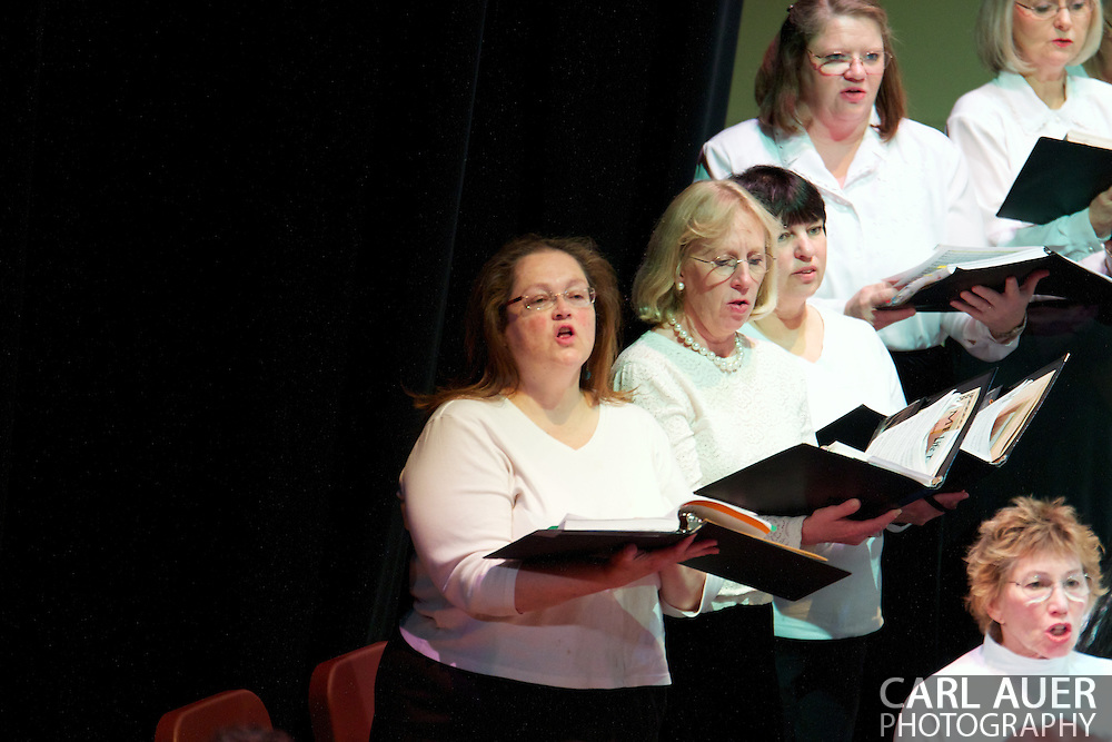 2010 Messiah performance by Anchorage Community Chorus.  Conducted by Beth Balen