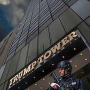 It cost New York City about $24 million to provide security at Trump Tower, President Donald Trump&rsquo;s skyscraper home in Manhattan, from Election Day to Inauguration Day, or $308,000 per day, <br /> <br /> New York City Police Commissioner James O&rsquo;Neill said in a statement that the Police Department now has a dual role in protecting the first family while also serving and protecting residents in the city.<br /> <br /> &ldquo;Trump Tower itself now presents a target to those who wish to commit acts of terror against our country, further straining our limited counterterrorism resources,&rdquo;