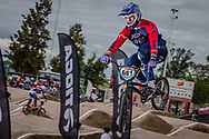 #661 (JUSTER Matthew) AUS at the 2016 UCI BMX Supercross World Cup in Santiago del Estero, Argentina