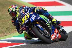 June 2, 2017 - Scarperia, Italy - Valentino ROSSI ITA Movistar Yamaha MotoGP during the Day1 Free Practice at the Mugello International Cuircuit for the sixth round of MotoGP World Championship Gran Premio d'Italia Oakley  on June 2, 2017 in Scarperia, Italy. (Credit Image: © Fabio Averna/NurPhoto via ZUMA Press)