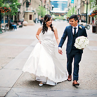 Eregee & April Wedding