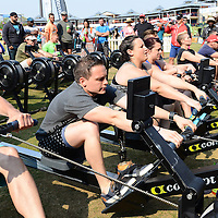 Day 2 : Row Competition