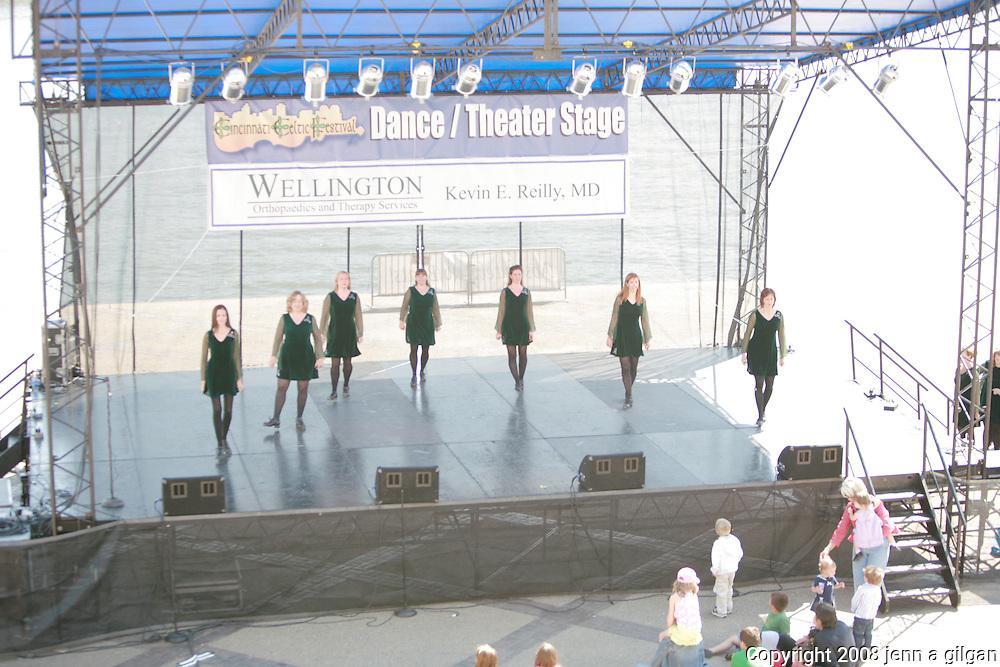 2007 Cincinnati Celtic Festival