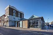 Gravesend Borough Market by Clay Architecture. January 2018.