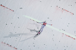 18.01.2020, Hochfirstschanze, Titisee Neustadt, GER, FIS Weltcup Ski Sprung, im Bild Daniel Andre Tande (NOR) // Daniel Andre Tande of Norway during the FIS Ski Jumping World Cup at the Hochfirstschanze in Titisee Neustadt, Germany on 2020/01/18. EXPA Pictures © 2020, PhotoCredit: EXPA/ JFK