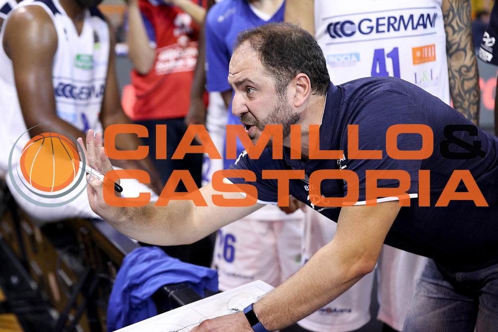 Diana Andrea, Germani Basket Brescia vs Stelmet Zielona Gora, 2 edizione Trofeo Roberto Ferrari, PalaGeorge di Montichiari 22 settembre 2017