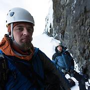 Me and Sigurður Tómas Þórisson at Tröllhamrar, Breiðdalur, East Iceland.