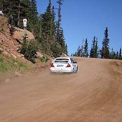 Pikes Peak 2007 - Race Day Brown Bush
