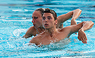 2015 Roma FINA SYNCHRO MIX DUET TEST EVENT