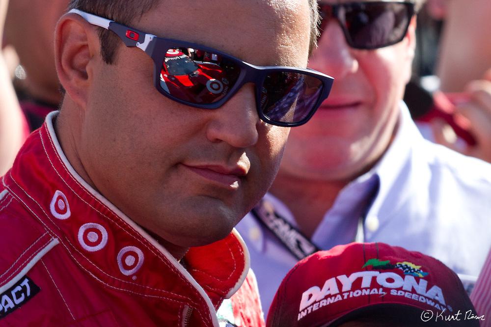 during the Rolex 24 Hour Race at Daytona International Speedway on January 28, 2012 (Kurt Rivers)