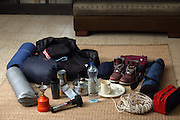 gear needed for a camping trip