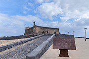 Castillo de San Gabriel, Arrecife, Lanzarote, Canary Islands, Spain