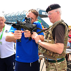 Bristol Rovers Fun Day - 21 July 2013