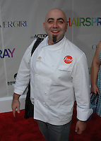 Duff Goldman attends the Baltimore Premiiere of the new movie Hairspray